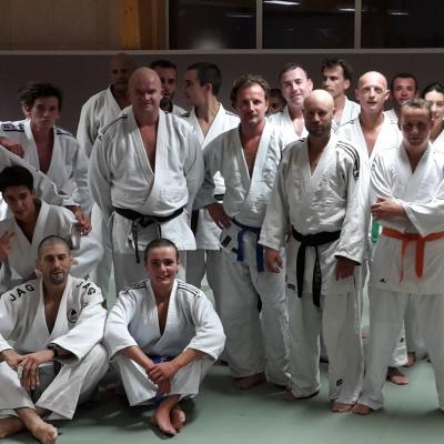 Groupe jujitsu