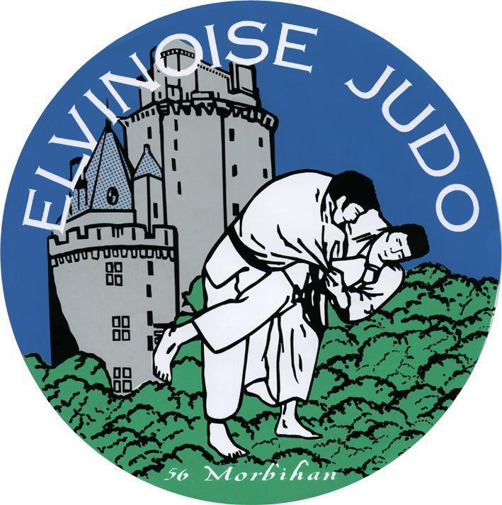 Logo elvinoire judo