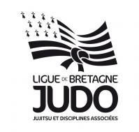 Logo ligue bretagne judo