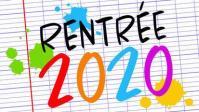 Rentree 2020